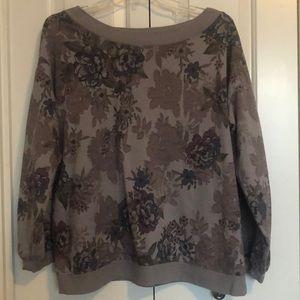 Dusty Lavender Sweatshirt